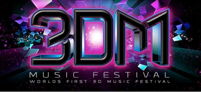 3DM Will Be The World's First Ever 3D Dance Music Festival