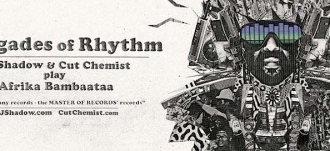 Join DJ Shadow & Cut Chemist On Their Reddit AMA Today!