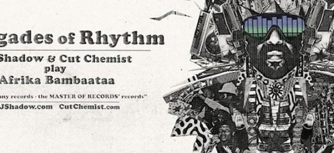 DJ Shadow & Cut Chemist's Best Responses From Reddit AMA