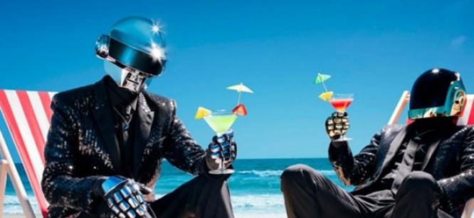 Daft Punk Rumored To Have Played A Live Set In Ibiza Tonight