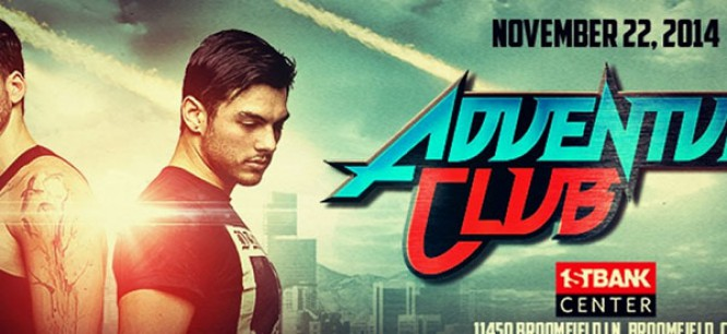 Adventure Club Is Returning To Colorado This November!