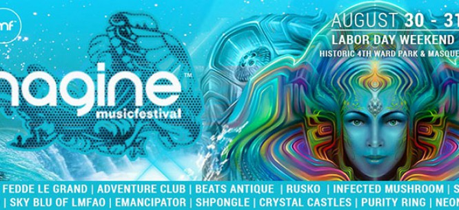 Imagine Music Festival Releases Schedule And Interview With Founder Glenn Goodhand [Interview]