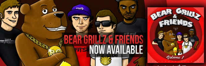 Bear Grillz Talks Music Video with Datsik and Upcoming Fall Tour!