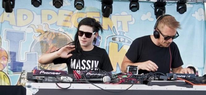 Skrillex & Diplo Rumored To Be Playing As Jack U At Burning Man