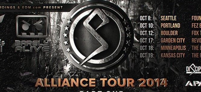 Dodge & Fuski And Barely Alive Announce Upcoming 'Alliance' Tour!
