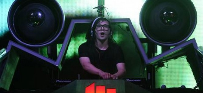 Watch Skrillex's Full 2-Hour Mothership Tour Set At Red Rocks