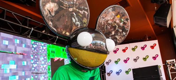 Watch Deadmau5's Full iTunes Festival 2014 Set