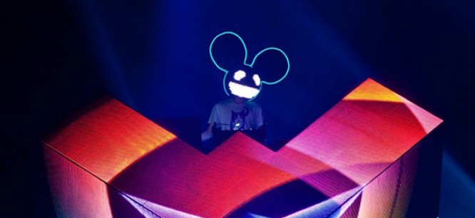 Disney Taking Legal Action Against Deadmau5 Over His Mouse Head Trademark