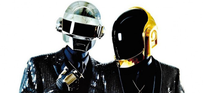 Daft Punk's Guy-Manuel Is Working On A Solo Album