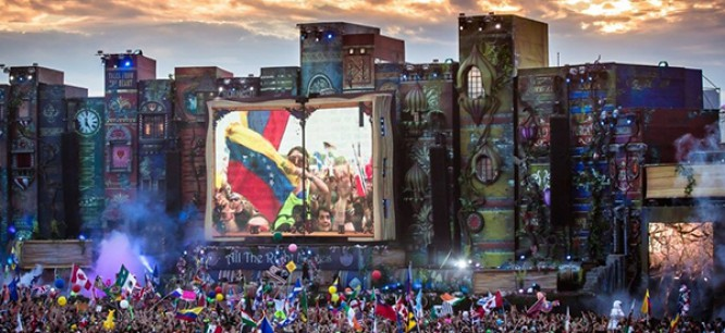 TomorrowWorld Releases 2014 Set Times