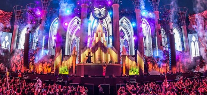 Watch What It Takes To Produce EDC Las Vegas, A $36 Million Music Festival