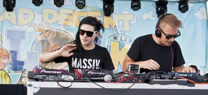 Jack U To Perform NYE Show at Madison Square Garden