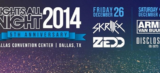 Lights All Night 2014 Releases Full Lineup, Including An Incredible Closing Headliner