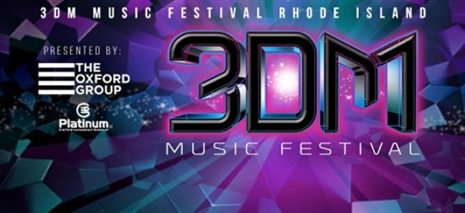 3DM Music Festival Reveals Lineup