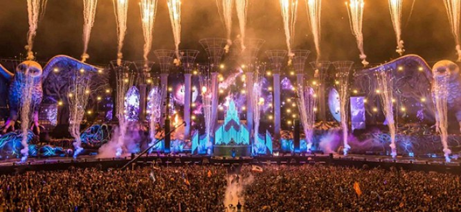 EDC Vegas 'Under The Electric Sky' Documentary Is Streaming On Netflix