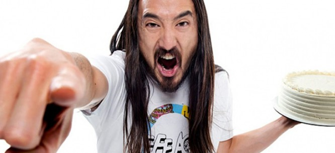 Steve Aoki Highlights Career With Larry King