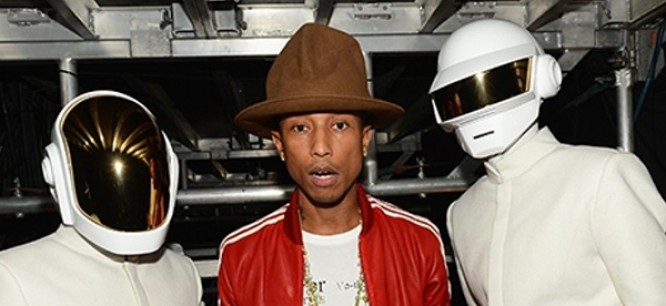 Pharrell & Daft Punk Release 'Gust Of Wind' Video, Directed By Edgar Wright