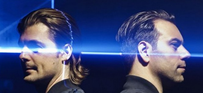 Listen To Axwell /\ Ingrosso's New Music In Ultra Japan Set