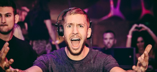 Calvin Harris & R3hab Unveil New Track, 'Burnin'