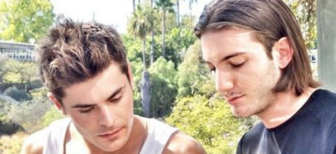 Alesso Shows Zac Efron How To DJ For Upcoming EDM Movie, 'We Are Your Friends'