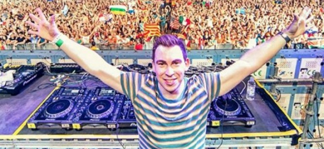 Hardwell Tops DJ Mag Top 100 For The 2nd Year In A Row