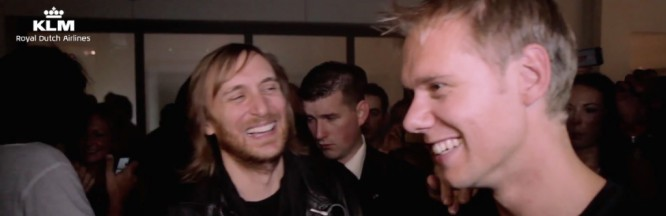 David Guetta Wants To Beat Armin & Become The First DJ In Space