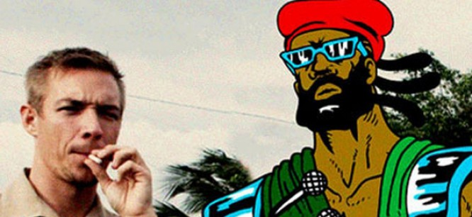 Watch Diplo's Major Lazer Cartoon