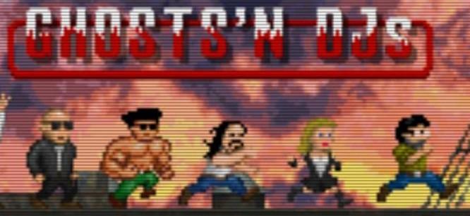 Ghosts'n DJs Video Game Parodies Paris Hilton, David Guetta, Pauly D & More