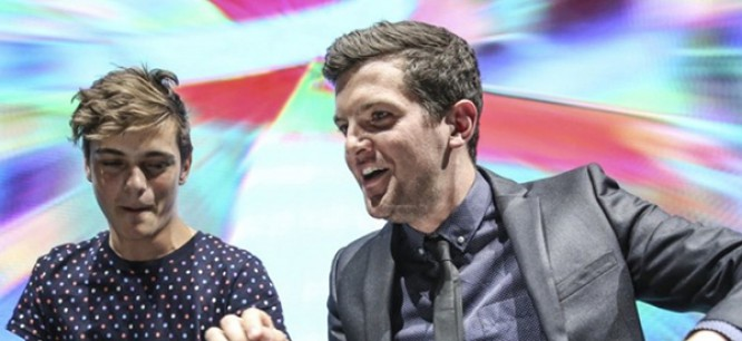 Martin Garrix & Dillon Francis Discuss Tinder & The First Time They Met