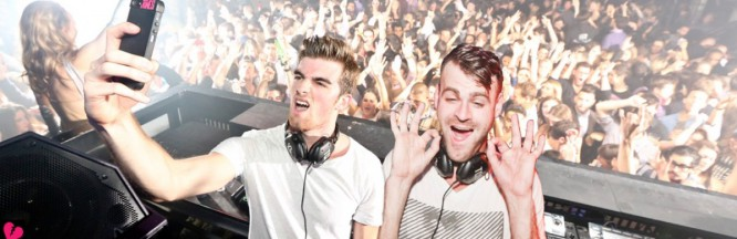 The Chainsmokers Shocked Their Fans With An Elaborate Halloween Skit