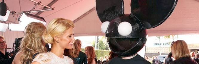 Deadmau5 Claims He Would Perform With Paris Hilton For $2 Million