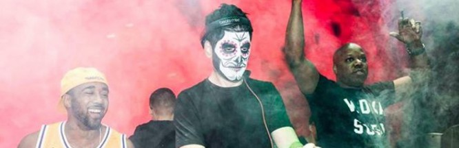 Gary Richards Discusses HARD Day Of The Dead, Holy Ship & His Career As Destructo