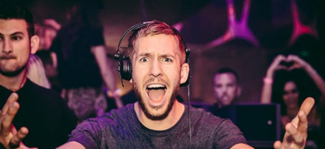 Calvin Harris Earns $1 Million To DJ At A Halloween Party