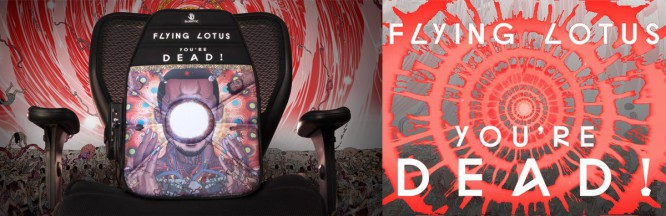 Win A Limited Edition Flying Lotus Subpac!