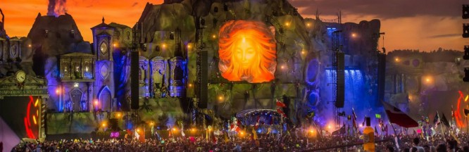 TomorrowWorld Unveils Stunning 360-Degree Tour Of This Year's Festival