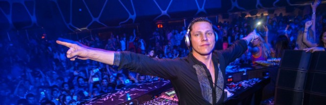 Tiesto Partners With Audiofly To Create His Own Line Of Headphones [Giveaway]