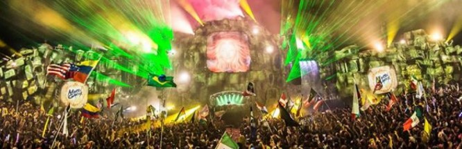 Watch Martin Garrix's TomorrowWorld Set