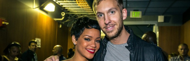 Calvin Harris Rejected By Rihanna On Upcoming Album
