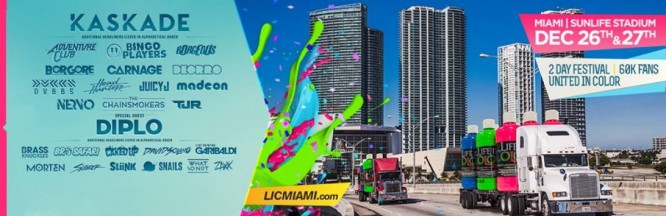 Life In Color Hosts DJ Competition