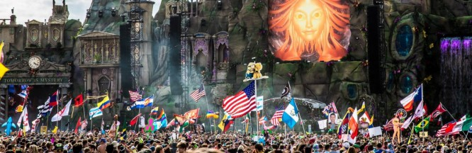 TomorrowWorld Releases Epic Aftermovie