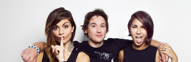 Krewella Premieres First Song Following Rain Man's Departure, 'Say Goodbye'