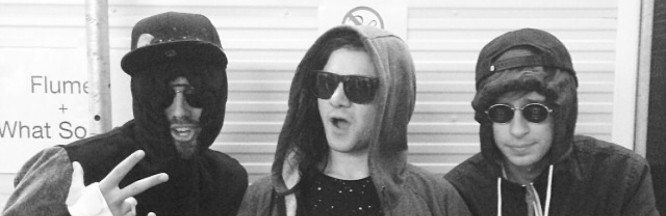 Skrillex & What So Not Collaborate On New Track, 'Goh'
