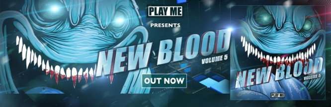 Play Me Records Releases New Blood Vol. 5 Compilation