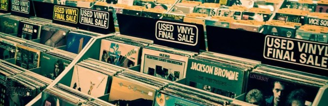 Vinyl Is Making A Big Comeback