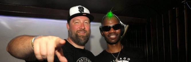 Claude VonStroke Teams Up With Green Velvet to Form New Superduo, 'Get Real'