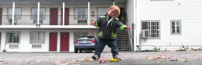 This 2-Year-Old Toddler Dancing to Dubstep is Everything