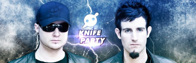 Knife Party Take Over Spotify With 475+ Song Playlist