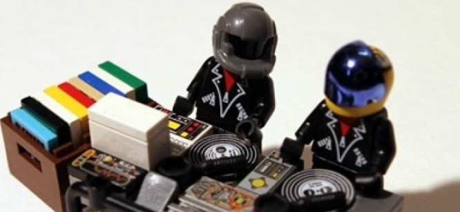 Campaign For Daft Punk Lego Sets Gains Traction