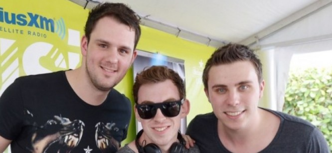 Hardwell & W&W Mix Big Room And Hip-Hop On New Single With Fatman Scoop