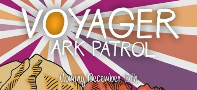 Take A Journey Through Arcades And Dreams In Ark Patrol's Debut Album Voyager